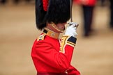 during The Colonel's Review {iptcyear4} (final rehearsal for Trooping the Colour, The Queen's Birthday Parade)  at Horse Guards Parade, Westminster, London, 2 June 2018, 11:49.