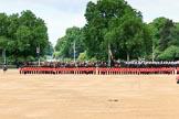during The Colonel's Review {iptcyear4} (final rehearsal for Trooping the Colour, The Queen's Birthday Parade)  at Horse Guards Parade, Westminster, London, 2 June 2018, 11:53.