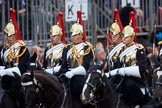 during The Colonel's Review {iptcyear4} (final rehearsal for Trooping the Colour, The Queen's Birthday Parade)  at Horse Guards Parade, Westminster, London, 2 June 2018, 11:57.