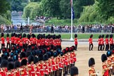 during The Colonel's Review {iptcyear4} (final rehearsal for Trooping the Colour, The Queen's Birthday Parade)  at Horse Guards Parade, Westminster, London, 2 June 2018, 12:08.