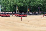 during The Colonel's Review {iptcyear4} (final rehearsal for Trooping the Colour, The Queen's Birthday Parade)  at Horse Guards Parade, Westminster, London, 2 June 2018, 12:09.