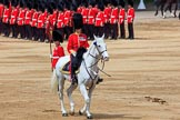 during The Colonel's Review {iptcyear4} (final rehearsal for Trooping the Colour, The Queen's Birthday Parade)  at Horse Guards Parade, Westminster, London, 2 June 2018, 12:11.