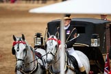 during The Colonel's Review {iptcyear4} (final rehearsal for Trooping the Colour, The Queen's Birthday Parade)  at Horse Guards Parade, Westminster, London, 2 June 2018, 12:12.