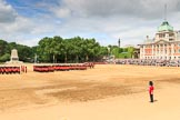 during The Colonel's Review {iptcyear4} (final rehearsal for Trooping the Colour, The Queen's Birthday Parade)  at Horse Guards Parade, Westminster, London, 2 June 2018, 12:15.