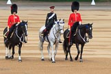 during Trooping the Colour {iptcyear4}, The Queen's Birthday Parade at Horse Guards Parade, Westminster, London, 9 June 2018, 09:27.