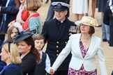 Royal Navy Chaplain at Trooping the Colour 2018, The Queen's Birthday Parade at Horse Guards Parade, Westminster, London, 9 June 2018, 09:29.