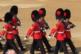 during Trooping the Colour {iptcyear4}, The Queen's Birthday Parade at Horse Guards Parade, Westminster, London, 9 June 2018, 09:54.