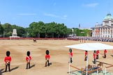 during Trooping the Colour {iptcyear4}, The Queen's Birthday Parade at Horse Guards Parade, Westminster, London, 9 June 2018, 10:39.