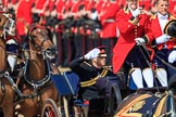 during Trooping the Colour {iptcyear4}, The Queen's Birthday Parade at Horse Guards Parade, Westminster, London, 9 June 2018, 10:49.