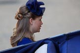 during Trooping the Colour {iptcyear4}, The Queen's Birthday Parade at Horse Guards Parade, Westminster, London, 9 June 2018, 10:50.