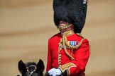 during Trooping the Colour {iptcyear4}, The Queen's Birthday Parade at Horse Guards Parade, Westminster, London, 9 June 2018, 10:56.