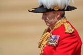 during Trooping the Colour {iptcyear4}, The Queen's Birthday Parade at Horse Guards Parade, Westminster, London, 9 June 2018, 11:00.