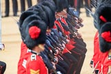 during Trooping the Colour {iptcyear4}, The Queen's Birthday Parade at Horse Guards Parade, Westminster, London, 9 June 2018, 11:18.