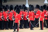 during Trooping the Colour {iptcyear4}, The Queen's Birthday Parade at Horse Guards Parade, Westminster, London, 9 June 2018, 11:26.
