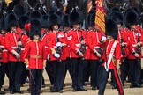 during Trooping the Colour {iptcyear4}, The Queen's Birthday Parade at Horse Guards Parade, Westminster, London, 9 June 2018, 11:27.