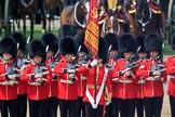 during Trooping the Colour {iptcyear4}, The Queen's Birthday Parade at Horse Guards Parade, Westminster, London, 9 June 2018, 11:29.