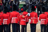 during Trooping the Colour {iptcyear4}, The Queen's Birthday Parade at Horse Guards Parade, Westminster, London, 9 June 2018, 11:31.