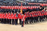 during Trooping the Colour {iptcyear4}, The Queen's Birthday Parade at Horse Guards Parade, Westminster, London, 9 June 2018, 11:36.