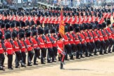 during Trooping the Colour {iptcyear4}, The Queen's Birthday Parade at Horse Guards Parade, Westminster, London, 9 June 2018, 11:37.