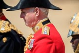 during Trooping the Colour {iptcyear4}, The Queen's Birthday Parade at Horse Guards Parade, Westminster, London, 9 June 2018, 12:15.